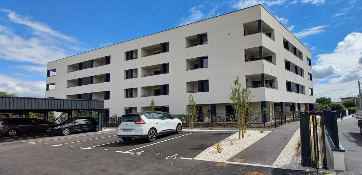 Construction RESIDENCE SAVANNAH, logements, Clermont-Ferrand, maître d'oeuvre d'exécution Cairn